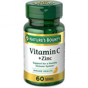 Vitamin C & Zinc Supplement