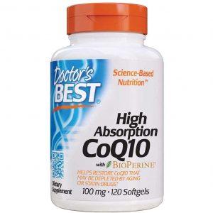CoQ10 With BioPerine