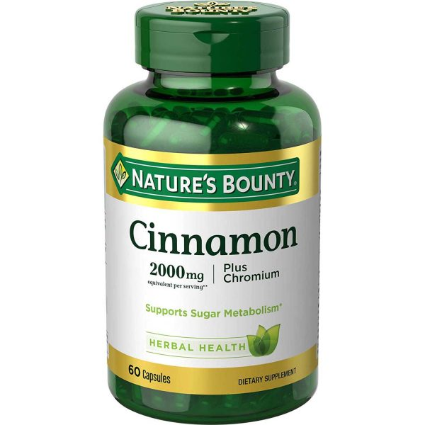Cinnamon Supplement