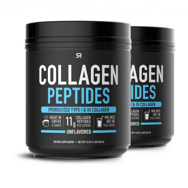 Hydrolyzed Collagen Peptides Powder