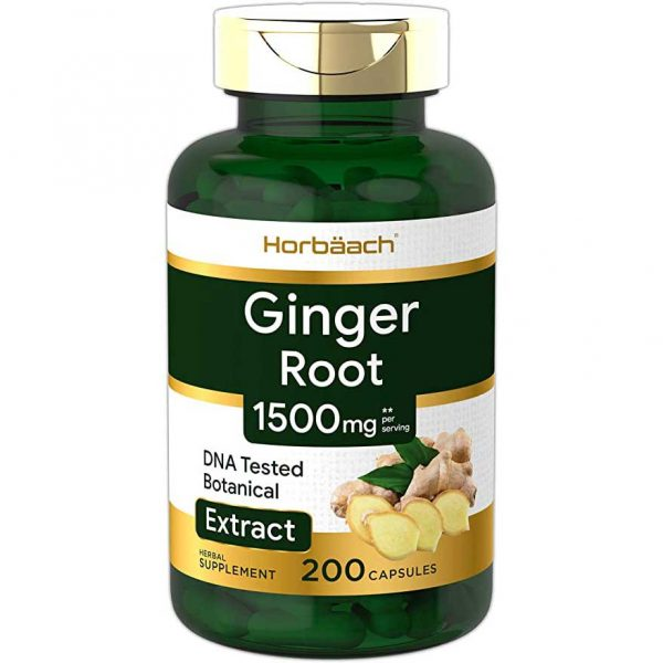 Ginger Root Supplement