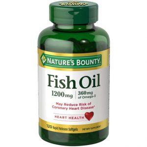 Omega 3 Fish Oil Supplement