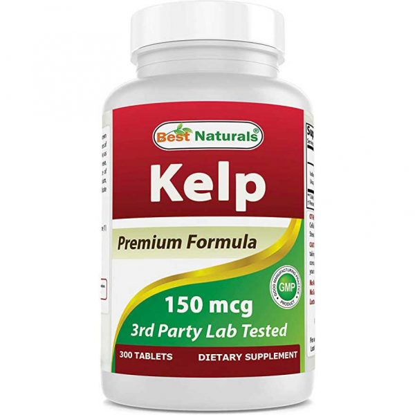 Kelp Supplement