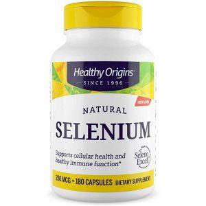 Selenium Supplement 200 mg
