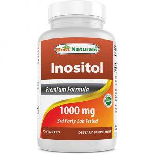 Inositol Supplement 100 mg